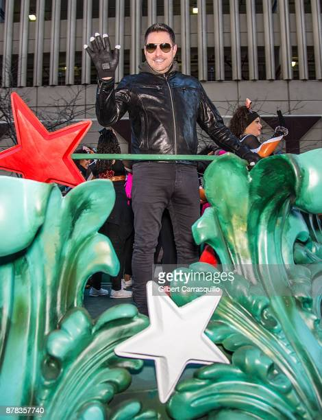Singer Ty Herndon attends the 98th Annual 6abc DunkinÕ Donuts Thanksgiving Day Parade on November 23 2017 in Philadelphia Pennsylvania