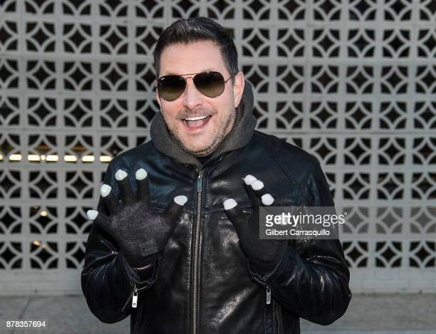 Singer Ty Herndon attends the 98th Annual 6abc/Dunkin' Donuts Thanksgiving Day Parade on November 23 2017 in Philadelphia Pennsylvania