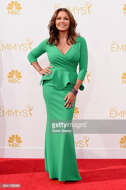 Singer Vanessa L. Williams attends the 66th Annual Primetime Emmy Awards held at Nokia Theatre L.A. Live on August 25, 2014 in Los Angeles,...