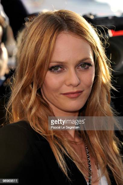 Singer Vanessa Paradis attends the Chanel Cruise Collection Presentation on May 11, 2010 in Saint-Tropez, France.