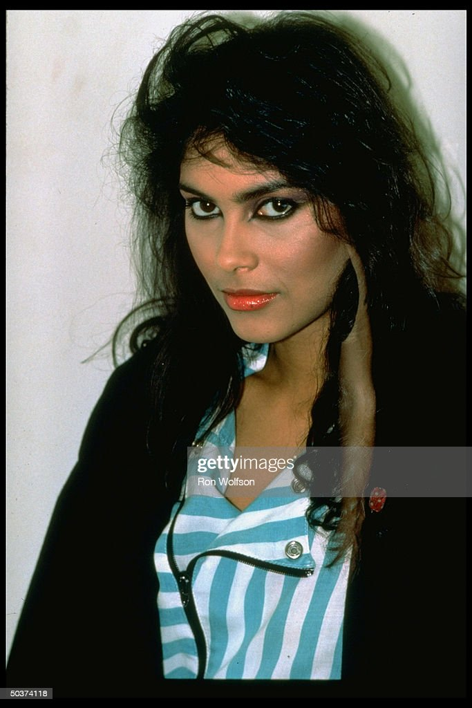 Singer Vanity  A Protege Of The Artist Aka Prince Denise Matthews Photos Pictures