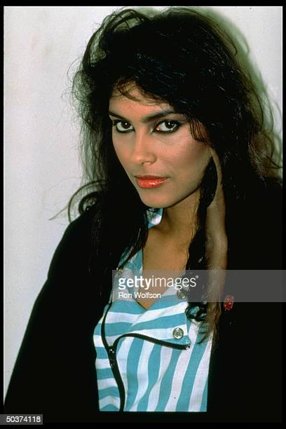 Singer Vanity a protege of The Artist