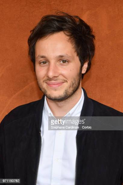 Singer Vianney attends the Men Final of the 2018 French Open Day Fithteen at Roland Garros on June 10 2018 in Paris France