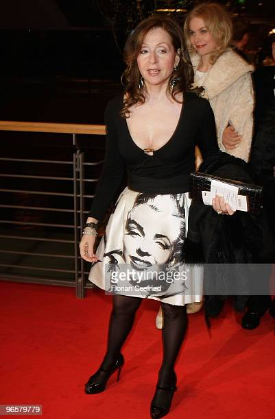 Singer Vicky Leandros attends the  Tuan Yuan  Premiere during day one of  the 60th.   79b4c94271