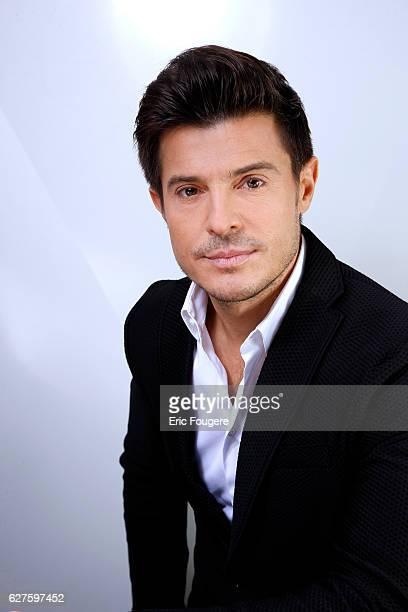 Singer Vincent Niclo Photographed in PARIS