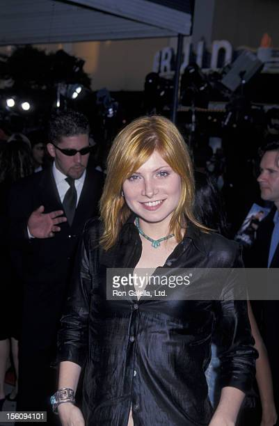 Singer Vitamin C attending the world premiere of 'Lara Croft-Tomb Raider' on June 11, 2001 at Mann Village Theater in Westwood, California.