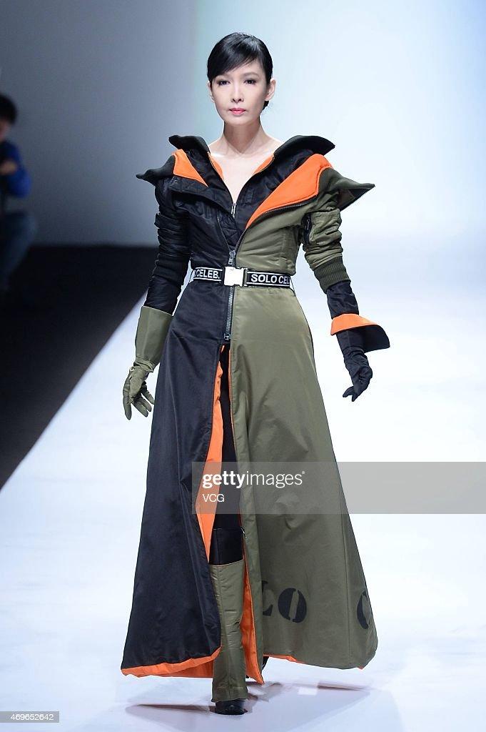 Shanghai Fashion Week 2015 A/W - Day 6
