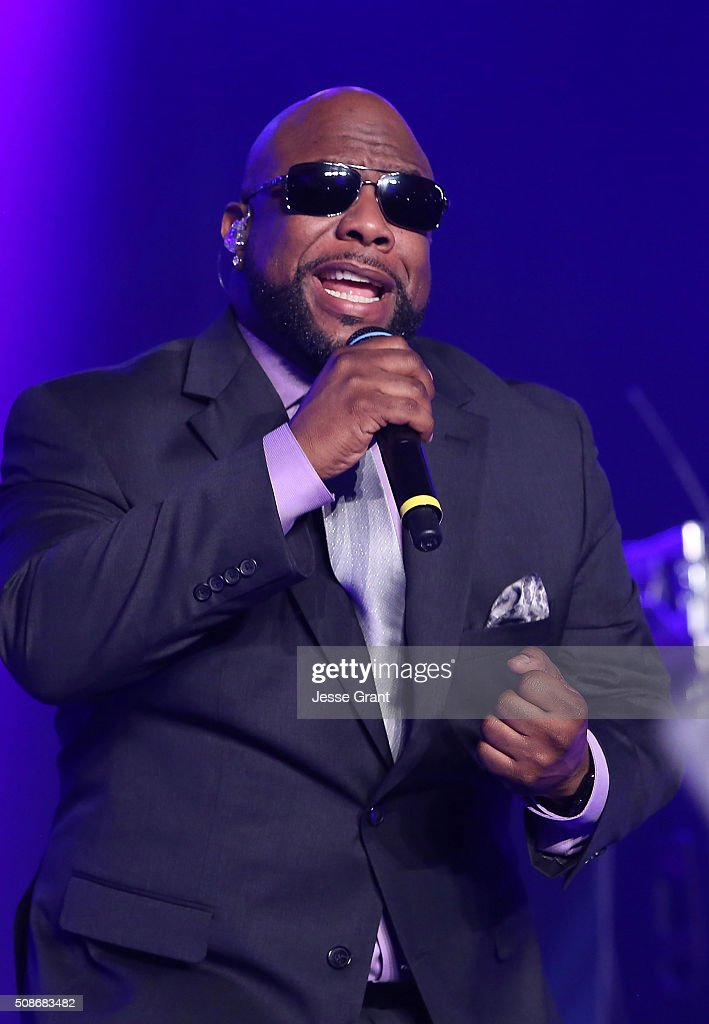 Singer Wanya Morris of Boyz II Men performs during the 47th NAACP Image Awards Presented By TV One After Party at the Pasadena Civic Auditorium on February 5, 2016 in Pasadena, California.