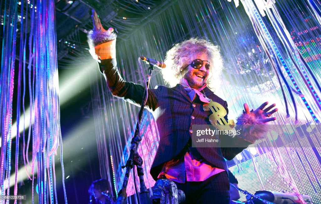 The Flaming Lips In Concert - Charlotte, North Carolina