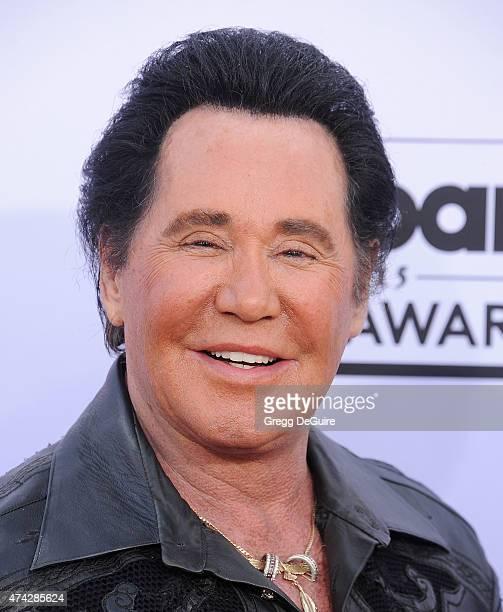 Singer Wayne Newton arrives at the 2015 Billboard Music Awards at MGM Garden Arena on May 17 2015 in Las Vegas Nevada