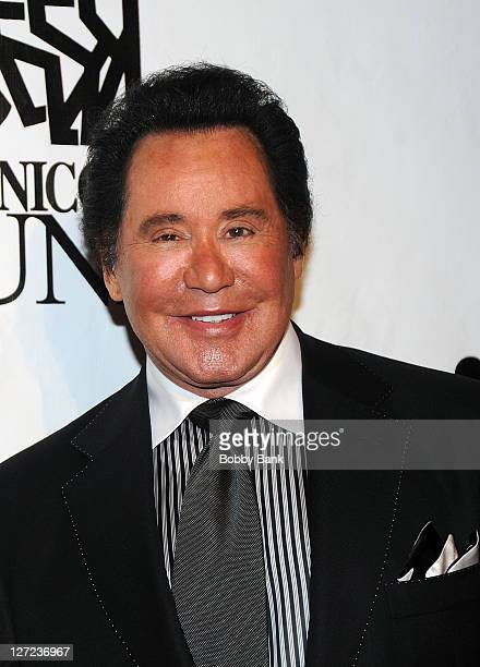 Singer Wayne Newton attends the 26th Annual Buoniconti Fund Great Sports Legends Dinner at The Waldorf=Astoria on September 26, 2011 in New York City.