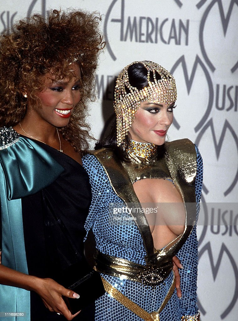13th Annual American Music Awards - Press Room : News Photo