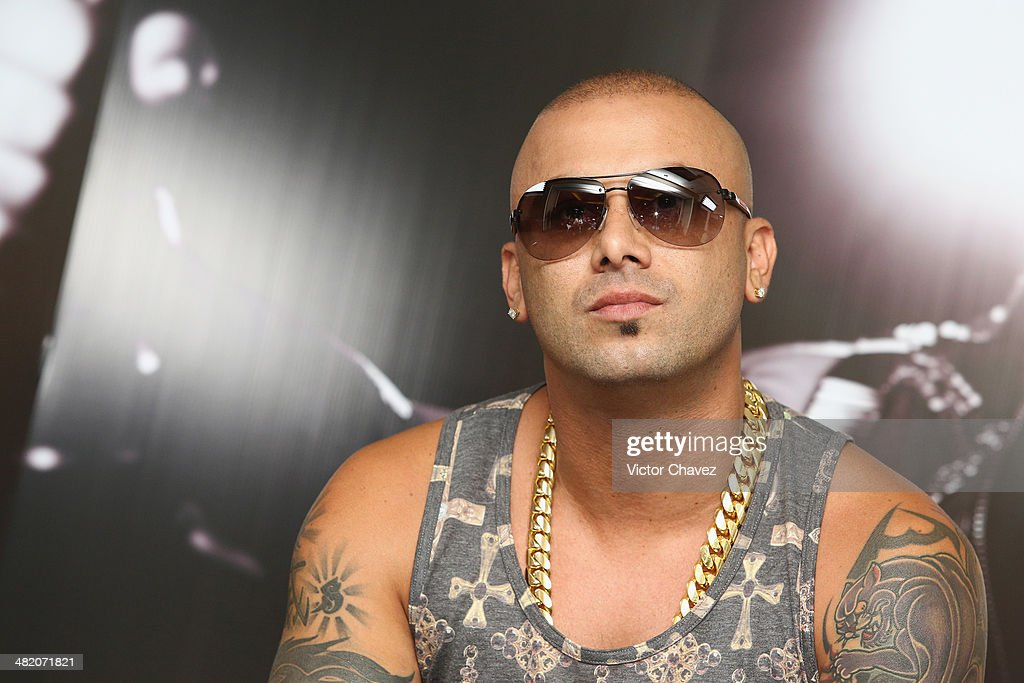 "Wisin Launches His New Album ""El Regreso Del Sobreviviente"" - Press Conference"