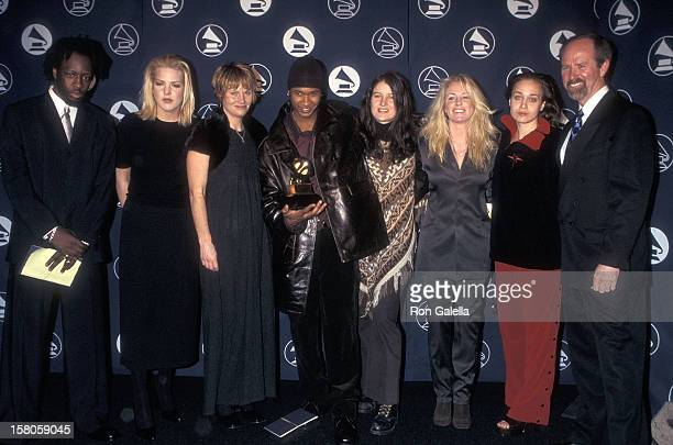 Singer Wyclef Jean Diana Krall Shawn Colvin singer Usher singer Paula Cole singer Deana Carter singer Fiona Apple and National Academy of Recording...