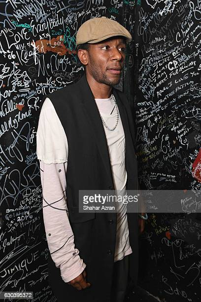 Singer yasiin bey at The Apollo Theater on December 21 2016 in New York City