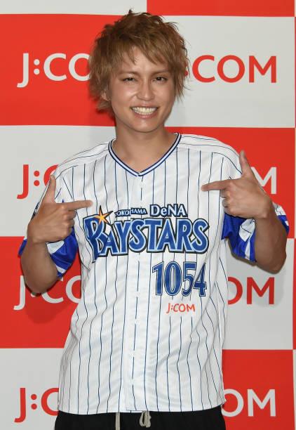 JPN: J:COM Special Night Game - Photocall
