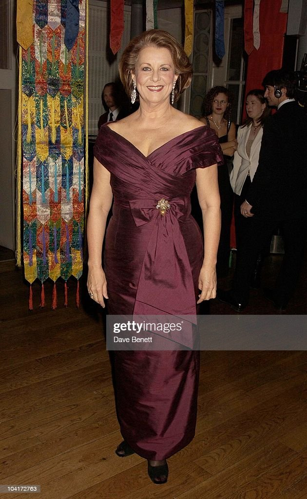 Singer Yvonne Kenny (who Stepped In For A Sick Lesley Garrett), An Evening For Tebet At The Floral Hall, Royal Opera House, London