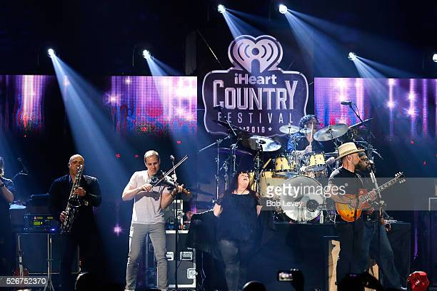 Singer Zac Brown of Zac Brown Band performs onstage during the 2016 iHeartCountry Festival at The Frank Erwin Center on April 30 2016 in Austin Texas