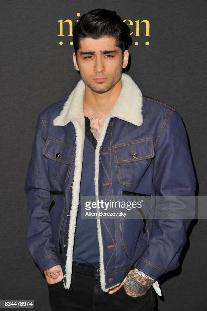 Singer Zayn Malik attends 2017 Billboard Power 100 at Cecconi's on February 9 2017 in West Hollywood California