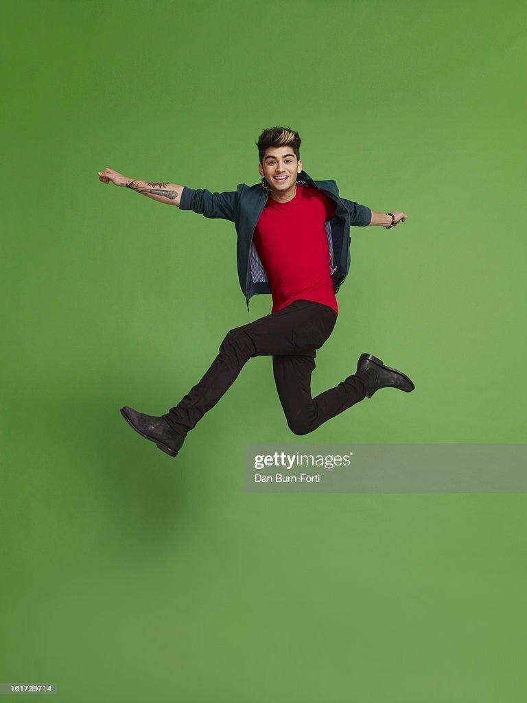 One Direction, Parade magazine USA, November 17, 2012 : News Photo