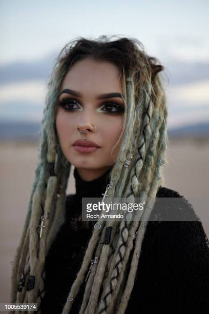 Singer Zhavia Ward is photographed for Self Assignment on July 2018 in Los Angeles California