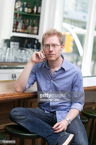 Singer/actor Anthony Rapp is photographed for The Times on July 4 2012 in New York City