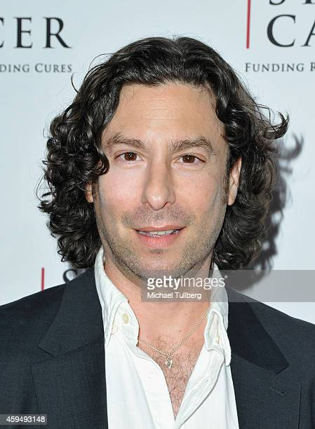 Singer/actor Jason Gould attends Stop Cancer's Annual Gala Honoring Lori And Michael Milken at The Beverly Hilton Hotel on November 23 2014 in...