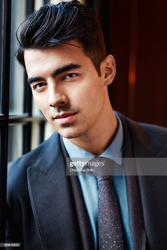 Singer/actor Joe Jonas is photographed for GQ Taiwan on May 23, 2014 in New York City.