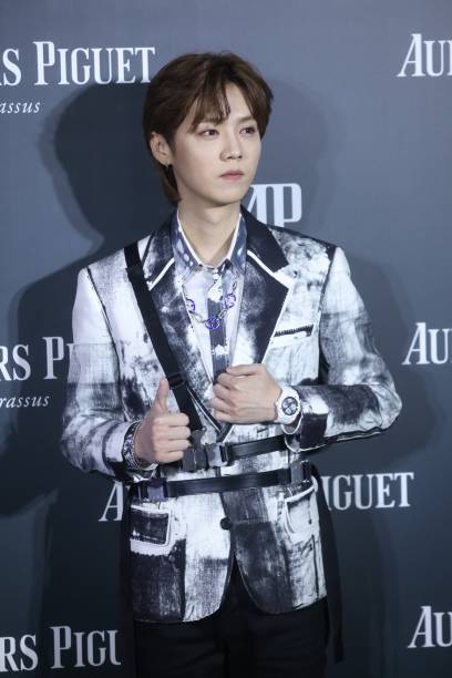 CHN: Lu Han Attends Audemars Piguet Event In Shanghai