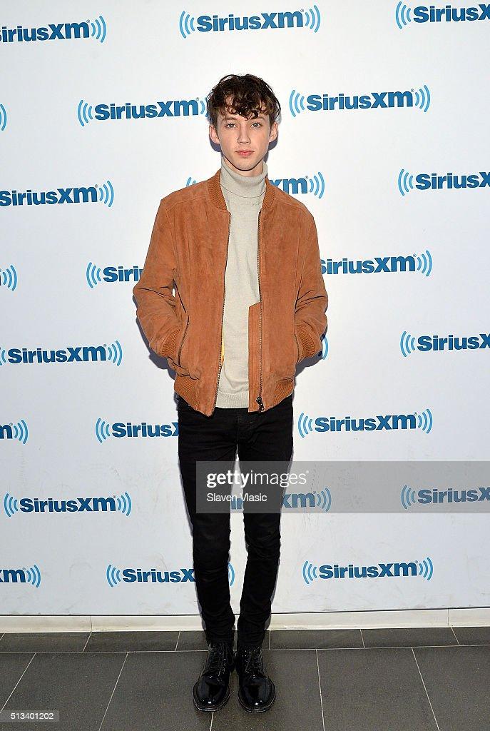 Celebrities Visit SiriusXM Studios - March 2, 2016