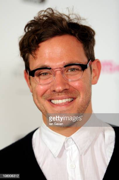 Singer/actor Will Young attends the South Bank Sky Arts Awards at The Dorchester on January 25 2011 in London England