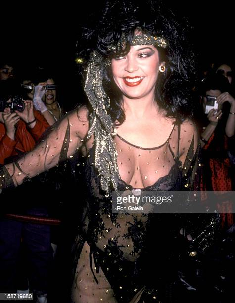 Singer/Actress Apollonia Kotero attends the Third Annual American Video Awards on April 3 1985 in Los Angeles California