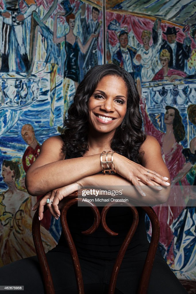 Audra McDonald, Wall Street Journal, December 3, 2014