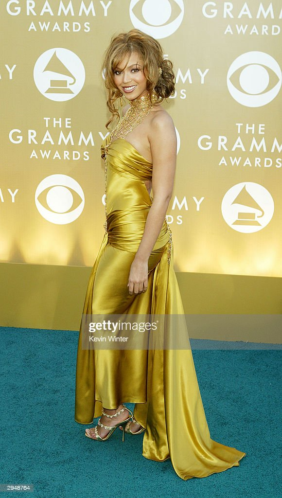 46th Annual Grammy Awards - Arrivals : Foto jornalística
