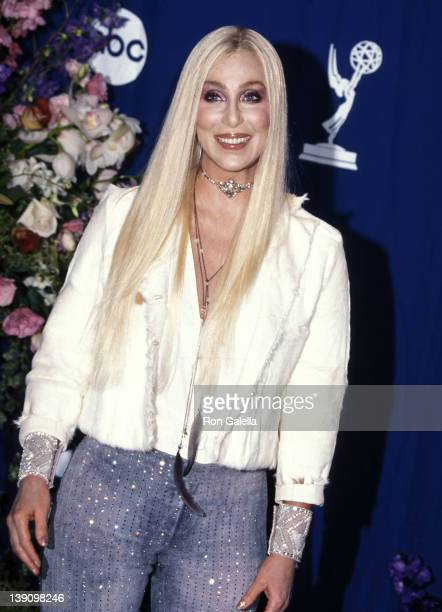 Singer/Actress Cher attends the 52nd Annual Primetime Emmy Awards on September 10 2000 at Shrine Auditorium in Los Angeles California