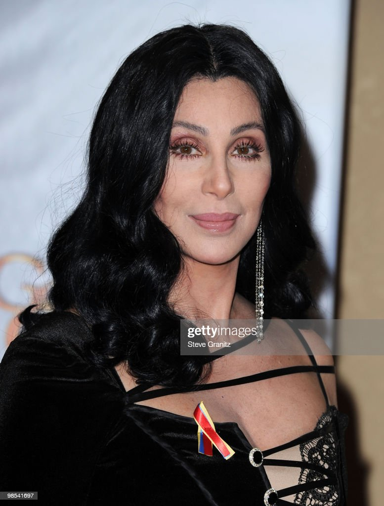 Singer/actress Cher poses in the press room at the 67th Annual Golden Globe Awards at The Beverly Hilton Hotel on January 17, 2010 in Beverly Hills, California.