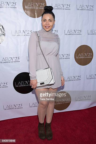 Singer/actress Christina Lizzul attends Lab No. 25 Launch Party at SIXTY Beverly Hills on June 16, 2016 in Beverly Hills, California.