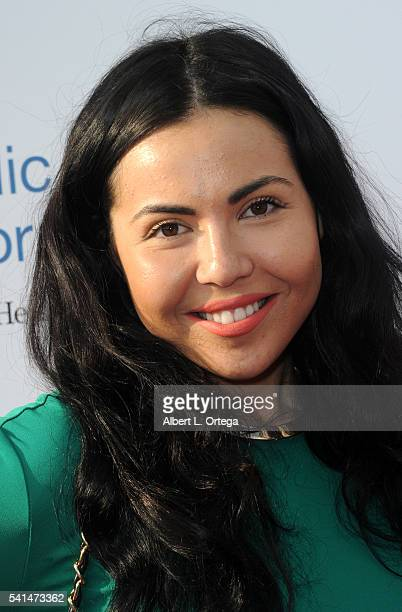 Singer/actress Cristina Lizzul arrives for the 2016 Stand For Kids Annual Gala Benefiting Orthopedic Institute For Children held at Twentieth Century...
