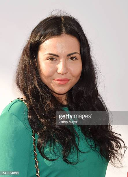 Singer/actress Cristina Lizzul attends the 2016 Stand For Kids Annual Gala benefiting Orthopedic Institute for Children at Twentieth Century Fox...