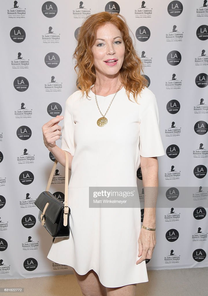 LA Art Show 2017 - Opening Night Premiere Hosted By Emma Roberts Benefiting St. Jude Children's Research Hospital : News Photo