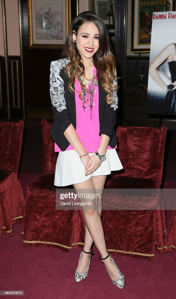 Danna Paola News Conference