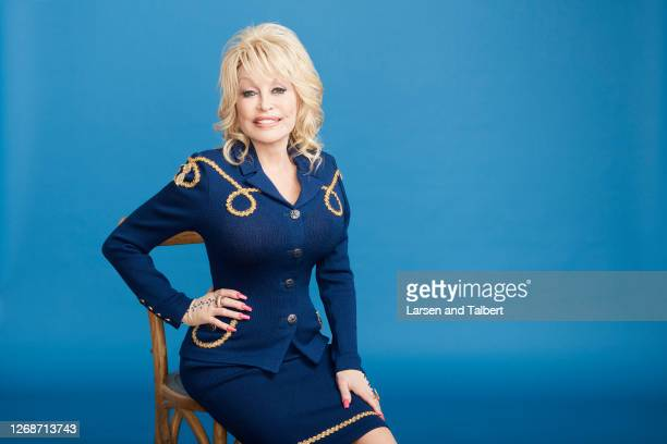 Singer/actress Dolly Parton is photographed for Guidepost Magazine on March 12, 2020 at Dollywood's DreamMore Resort in Pigeon Forge, Tennessee.
