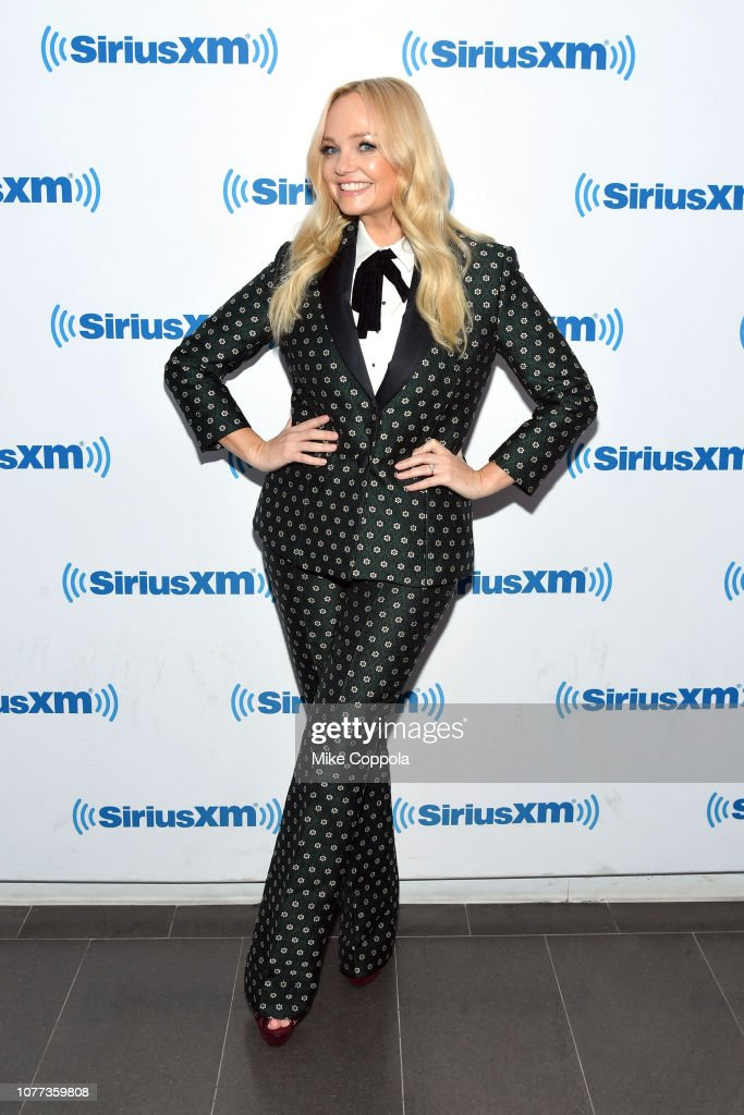 Celebrities Visit SiriusXM - December 4, 2018 : News Photo