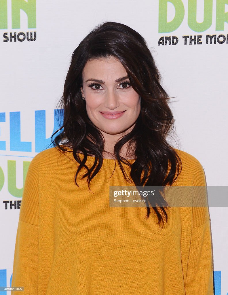 "Idina Menzel Visits ""The Elvis Duran Z100 Morning Show"""