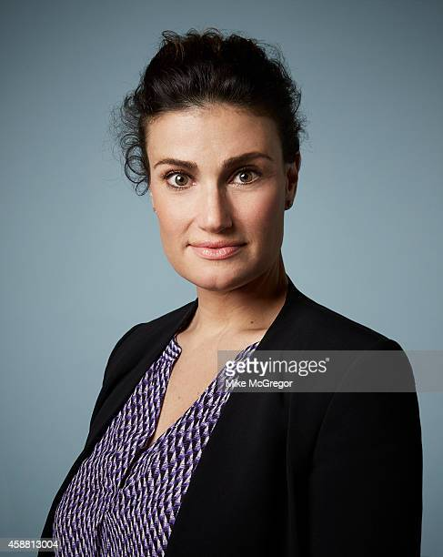 Singer/actress Idina Menzel is photographed Self Assignment on September 11 2014 in New York City