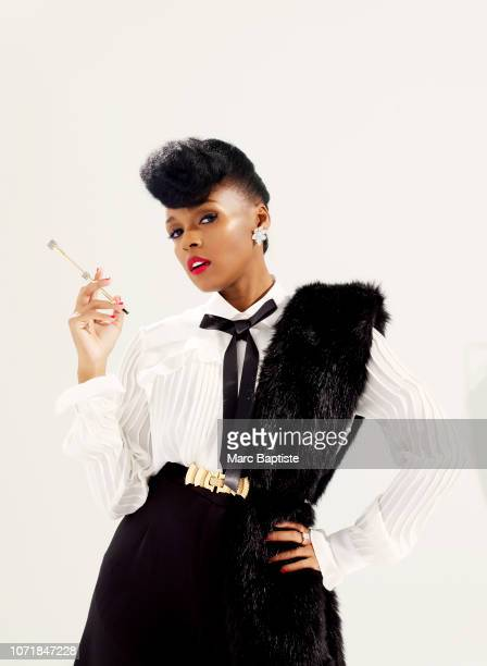 Singer/actress Janelle Monae is photographed for Vanity Fair Magazine on May 8 2012 in New York City