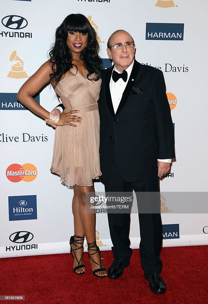 "Clive Davis & The Recording Academy's 2013 Pre-GRAMMY Gala And Salute To Industry Icons Honoring Antonio ""L.A."" Reid - Arrivals"