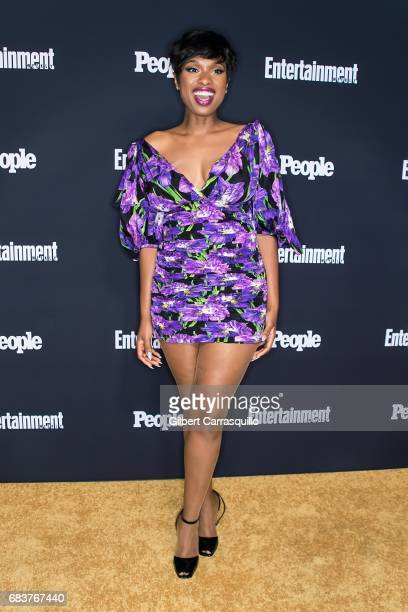 Singer/actress Jennifer Hudson attends Entertainment Weekly People New York Upfronts at 849 6th Ave on May 15 2017 in New York City