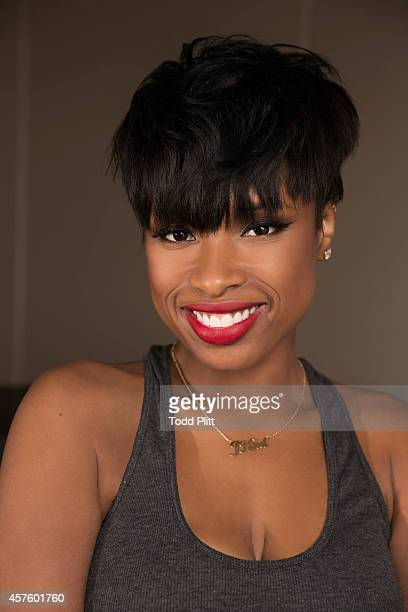 Singer/actress Jennifer Hudson is photographed for USA Today on August 19 2014 in New York City