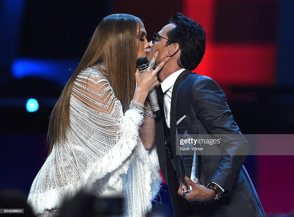 The 17th Annual Latin Grammy Awards - Show : News Photo